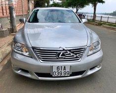 Cần bán Lexus LS 460L đời 2010, màu bạc, nhập khẩu   giá 1 tỷ 650 tr tại Đồng Nai