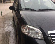 Cần bán xe Daewoo Gentra SX 1.5 MT năm sản xuất 2009, màu đen chính chủ, giá chỉ 162 triệu giá 162 triệu tại Thái Nguyên