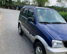 Bán xe Daihatsu Terios đời 2003, màu xanh lam xe nguyên bản giá 163 triệu tại Phú Thọ