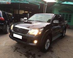 Bán ô tô Toyota Hilux 3.0G 4x4 MT năm 2014, màu đen, nhập khẩu nguyên chiếc  giá 485 triệu tại Gia Lai