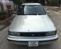 Bán xe Nissan Bluebird SE 2.0 đời 1991, nhập khẩu Nhật Bản giá 46 triệu tại Phú Thọ