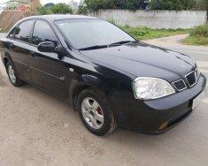 Cần bán Daewoo Lacetti EX 1.6 MT sản xuất năm 2005, màu đen giá 130 triệu tại Thái Nguyên