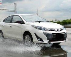 Bán Toyota Vios 1.5G năm sản xuất 2019, màu trắng, 540tr giá 540 triệu tại Bắc Ninh