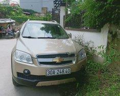 Bán Chevrolet Captiva AT năm sản xuất 2008, màu vàng số tự động giá 280 triệu tại Hà Nội