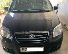 Cần bán xe Daewoo Gentra đời 2008, màu đen, nhập khẩu nguyên chiếc chính hẫng giá 170 triệu tại Đồng Tháp