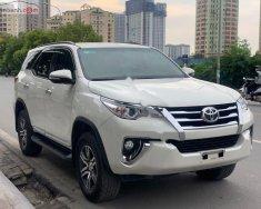 Bán Toyota Fortuner 2.7V 4x2 AT 2017, màu trắng, nhập khẩu giá 1 tỷ 15 tr tại Hà Nội