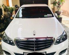 Cần bán lại xe Mercedes E200 đời 2014, màu trắng còn mới giá 1 tỷ 180 tr tại Tp.HCM