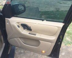 Cần bán xe Ford Escape 2.3 XLT năm sản xuất 2004, màu đen xe gia đình, giá tốt giá 235 triệu tại Hà Nội