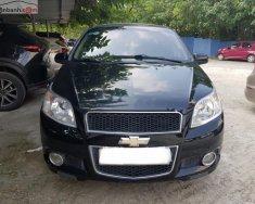 Cần bán Chevrolet Aveo sản xuất 2014, màu đen xe nguyên bản giá 295 triệu tại Hà Nội