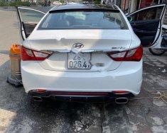 Bán ô tô Hyundai Sonata năm 2010, màu trắng, xe nhập, giá chỉ 505 triệu giá 505 triệu tại Hà Nội