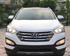 Bán xe Hyundai Santa Fe đời 2015, màu trắng, nhập khẩu nguyên chiếc chính hãng giá 910 triệu tại Hà Nội