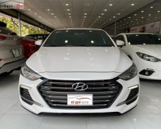 Bán Hyundai Elantra 1.6AT Turbo sản xuất 2018, màu trắng giá 699 triệu tại Hà Nội