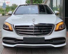 Bán Mercedes Benz S450 Luxury sản xuất 2018, màu trắng giá 4 tỷ 639 tr tại Hà Nội