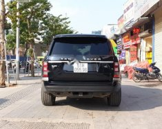 Bán xe LandRover Range Rover màu đen, nhập khẩu nguyên chiếc chính hãng giá 4 tỷ 280 tr tại Hà Nội