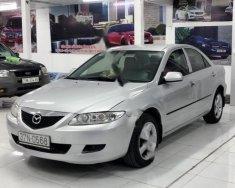 Cần bán Mazda 6 2.0MT năm sản xuất 2003, màu bạc số sàn, 189 triệu giá 189 triệu tại Hải Dương