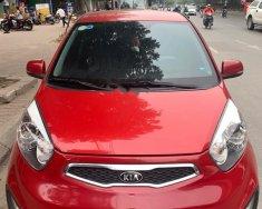 Bán Kia Morning AT sản xuất năm 2015, màu đỏ, số tự động, 328tr giá 328 triệu tại Hà Nội