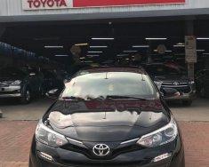 Bán Toyota Vios 1.5G 2019, màu đen, giá cạnh tranh giá 590 triệu tại Tp.HCM