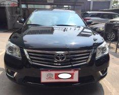 Cần bán Toyota Camry 2.4G năm 2012, màu đen, số tự động giá 560 triệu tại Tp.HCM