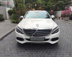Bán xe Mercedes C250 Exclusive đời 2016, màu trắng giá 1 tỷ 280 tr tại Hà Nội