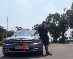 Cần bán xe Mercedes C230 Avantgarde đời 2008, màu xám xe nguyên bản giá 385 triệu tại Hà Nội