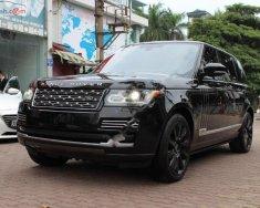 Bán ô tô LandRover Range Rover năm 2014, màu đen, nhập khẩu nguyên chiếc chính hãng giá 6 tỷ 200 tr tại Hà Nội
