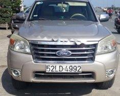 Cần bán lại xe cũ Ford Everest 2009, màu bạc giá 410 triệu tại Long An