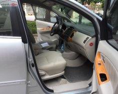 Cần bán lại xe Toyota Innova năm sản xuất 2011, màu bạc xe nguyên bản giá 420 triệu tại Hà Nội