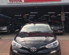 Bán Toyota Vios 1.5G sản xuất 2019, màu đen, số tự động, 590 triệu giá 590 triệu tại Tp.HCM