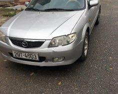 Cần bán Mazda 323 MT sản xuất 2003, màu bạc chính chủ giá 160 triệu tại Hà Nội