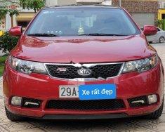 Cần bán lại xe Kia Cerato đời 2009, màu đỏ, xe nhập giá 252 triệu tại Hà Nội