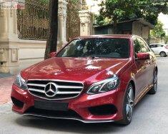 Bán xe Mercedes E 250 AMG 2015, màu đỏ chính chủ giá 1 tỷ 350 tr tại Hà Nội