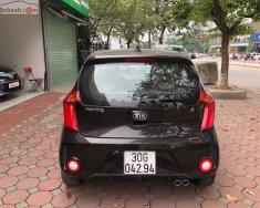 Bán Kia Morning Si AT năm 2017, màu nâu như mới giá 365 triệu tại Hà Nội