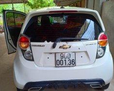 Xe Chevrolet Spark sản xuất năm 2011, màu trắng, nhập khẩu nguyên chiếc chính hãng giá 158 triệu tại Hưng Yên