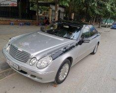Bán Mercedes E240 W211 2002, màu bạc, giá chỉ 260 triệu giá 260 triệu tại Hà Nội