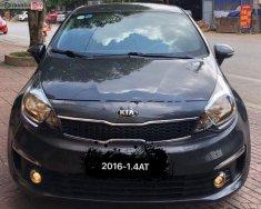 Cần bán lại xe Kia Rio 1.4 AT sản xuất 2016, màu xám, nhập khẩu giá 455 triệu tại Hà Nội
