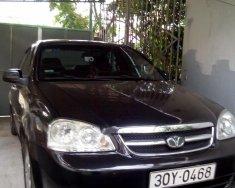 Bán Daewoo Lacetti đời 2010, màu đen xe còn mới nguyên bản giá Giá thỏa thuận tại Sơn La