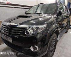 Cần bán xe Toyota Fortuner sản xuất năm 2016, màu đen số sàn giá 796 triệu tại Tp.HCM