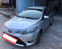 Bán xe cũ Toyota Vios 1.5E năm 2017, màu bạc giá 445 triệu tại Đồng Nai