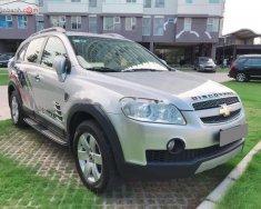 Bán xe Chevrolet Captiva LT sản xuất 2008, màu bạc số sàn giá 263 triệu tại Tp.HCM