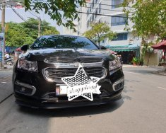Bán Chevrolet Cruze đời 2016, màu đen xe nguyên bản giá 450 triệu tại Tp.HCM