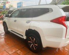 Cần bán xe Mitsubishi Pajero Sport năm sản xuất 2018, màu trắng, nhập khẩu chính hãng giá 1 tỷ 198 tr tại Tp.HCM