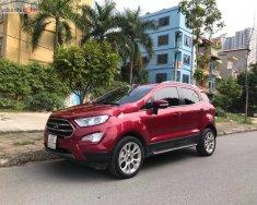 Cần bán gấp Ford EcoSport Titanium 1.0 AT đời 2019, màu đỏ chính chủ, giá chỉ 635 triệu giá 635 triệu tại Hà Nội