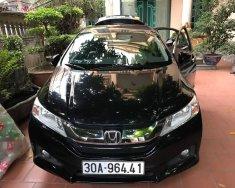 Cần bán Honda City đời 2016, màu đen giá 465 triệu tại Hà Nội