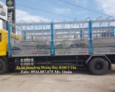 Xe tải Dongfeng B180 9 tấn (9T) nhập khẩu thùng dài 7.5M mới nhất giá 900 triệu tại Tp.HCM