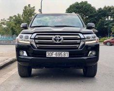 Cần bán Toyota Land Cruiser VX 4.6 2016, màu đen giá 3 tỷ 520 tr tại Hà Nội