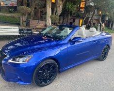 Bán Lexus IS 350C đời 2009, màu xanh lam, xe nhập, chính chủ giá 1 tỷ 400 tr tại Lâm Đồng