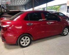 Cần bán xe Hyundai Grand i10 1.2 AT 2017, màu đỏ số tự động giá cạnh tranh giá 378 triệu tại Tp.HCM