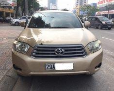 Cần bán lại xe Toyota Highlander 3.5 sản xuất năm 2008, nhập khẩu, 690 triệu giá 690 triệu tại Hà Nội