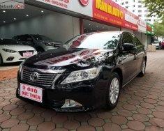 Bán ô tô Toyota Camry 2.0E sản xuất năm 2014, màu đen giá 735 triệu tại Hà Nội