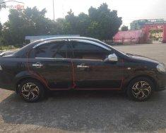 Bán ô tô Daewoo Gentra SX 1.2 MT đời 2010, màu đen, nhập khẩu nguyên chiếc giá 197 triệu tại Bắc Ninh